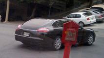 Porsche Panamera spy photo