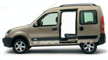 Renault Kangoo Pampa Generation 2006