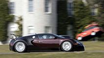 Bugatti Veyron at Goodwood Festival of Speed