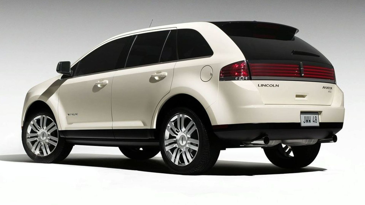 2007 Lincoln Aviator and 2006 Zephyr