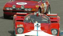 Ferrari 512 M and Ferrari 365 GTB 4