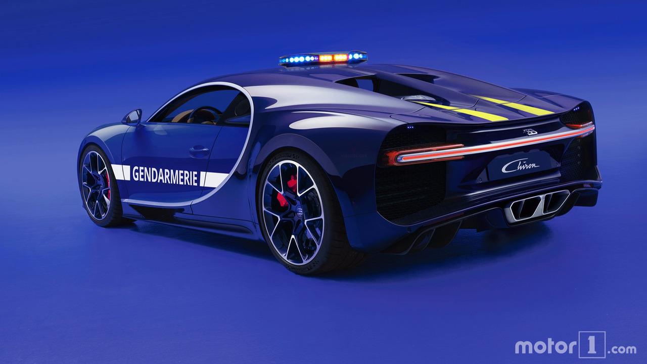 bugatti-chiron-gendarmerie