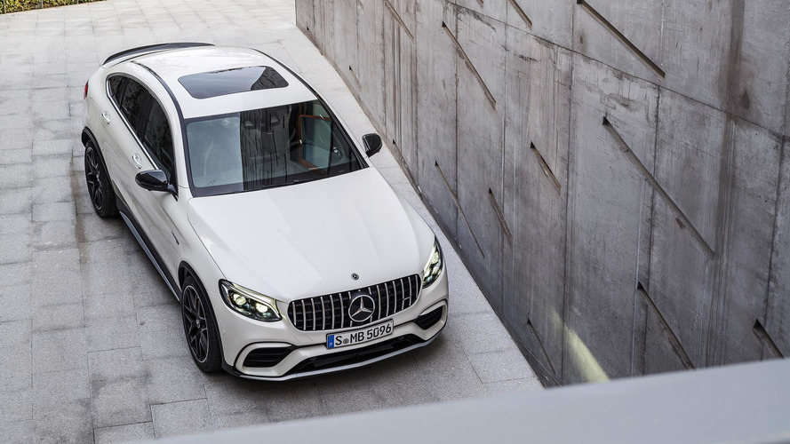 Priciest Mercedes GLC 63 Coupe Costs Just As Much As GLE 63 Coupe