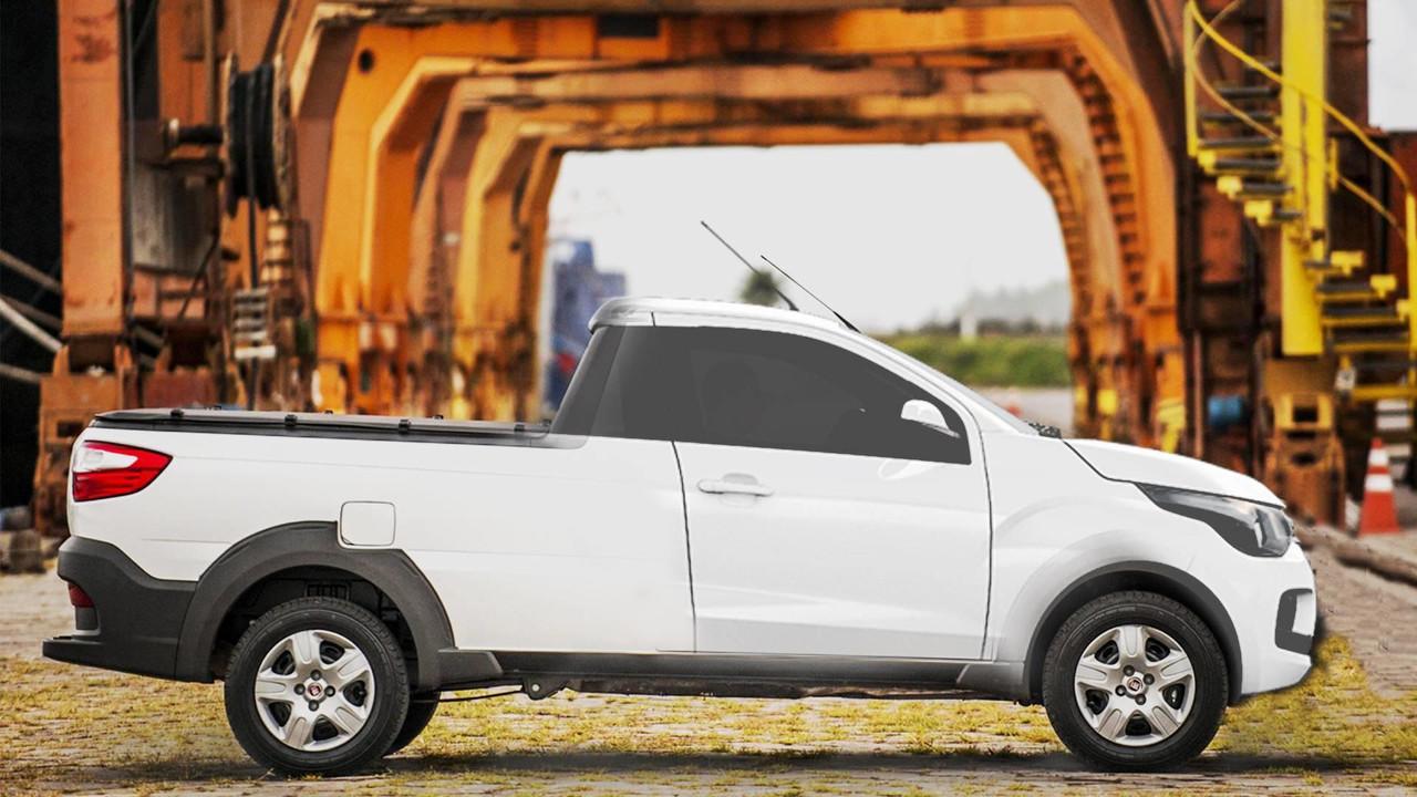 Fiat X1P terá cara de Mobi