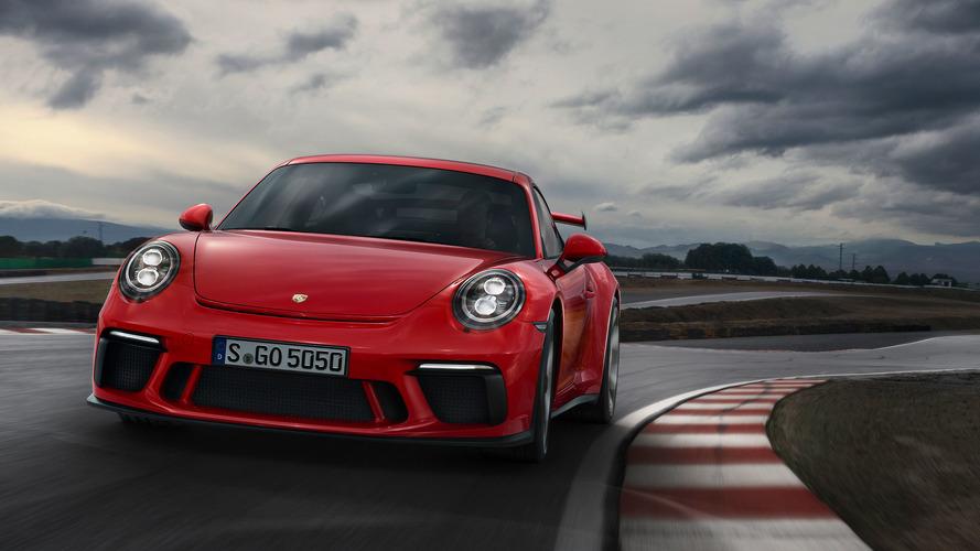 Porsche vise une 911 GT3 sur trois en boîte manuelle