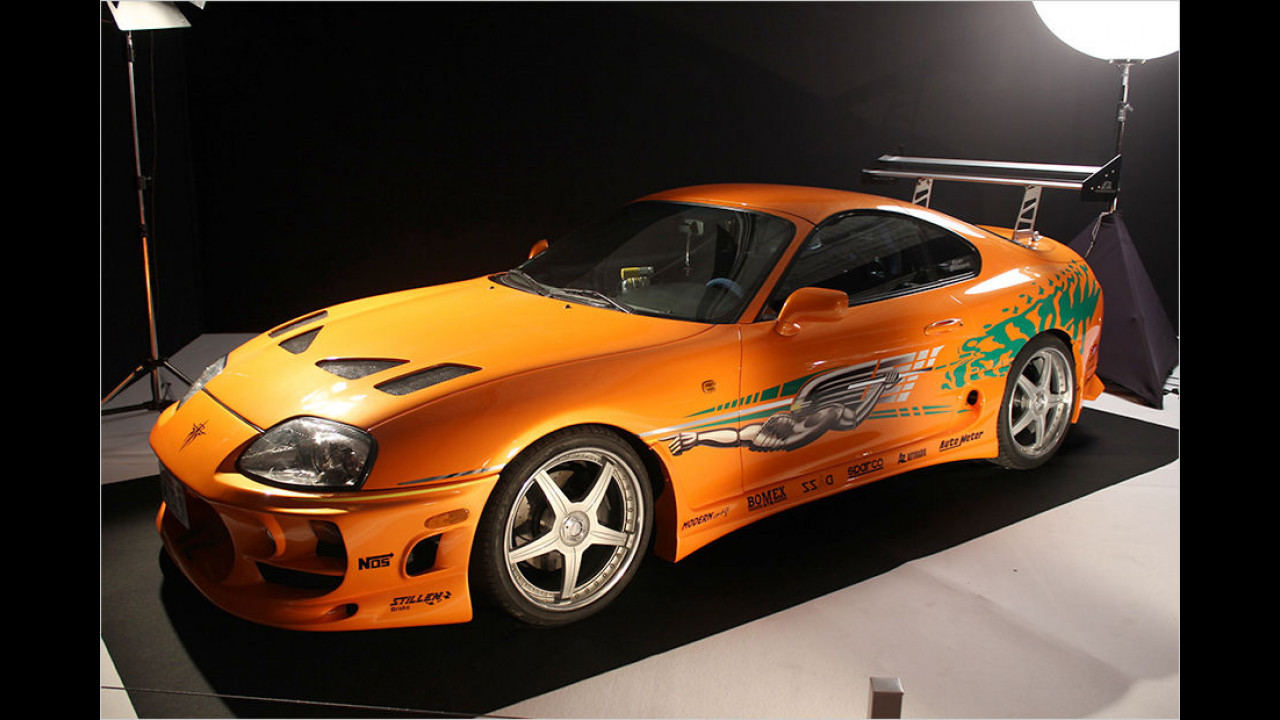 Toyota Supra: The Fast and the Furious (2001)