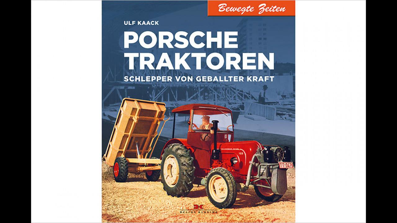 Ulf Kaack: Porsche-Traktoren