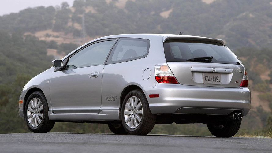 2002-2004 Honda Civic Si