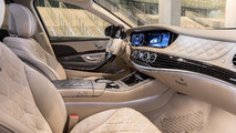 2018 Mercedes-Maybach S-Serisi