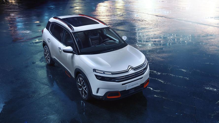 Citroën C5 Aircross 2017, primeros datos y fotos del todocamino francés