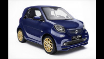 Fortwo trifft Streetstyle-Ikone