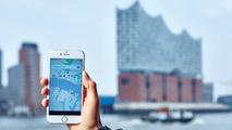 Mercedes MyTaxi app