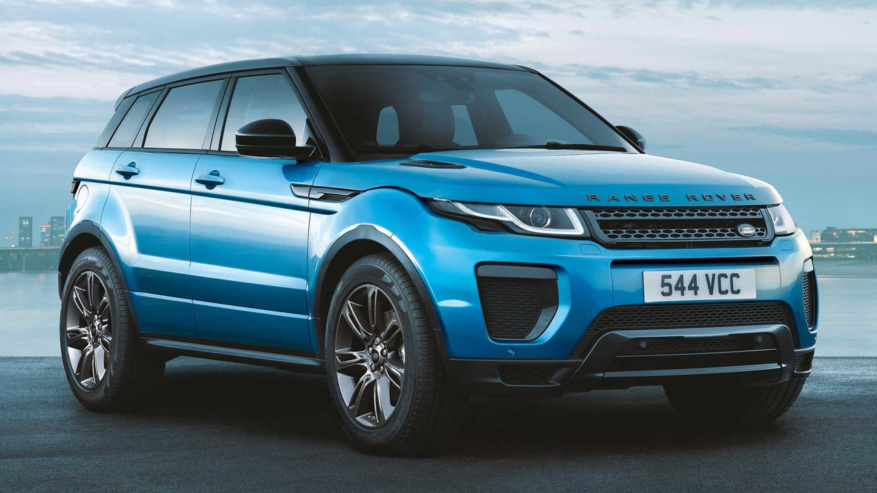 2017 Range Rover Evogue >> Land Rover Range Rover Evoque Special Edition | Motor1.com Photos