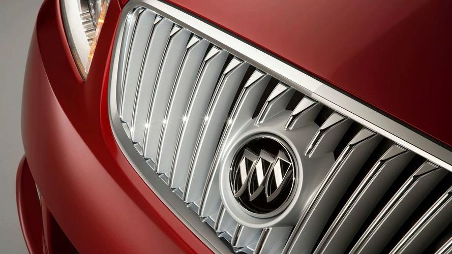 General Motors Release 2010 Buick LaCrosse Teaser