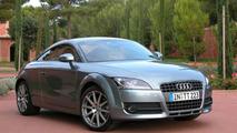 New Audi TT