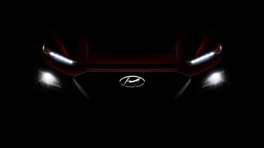 U.S.-spec Hyundai Kona Teased Ahead Of Los Angeles Debut
