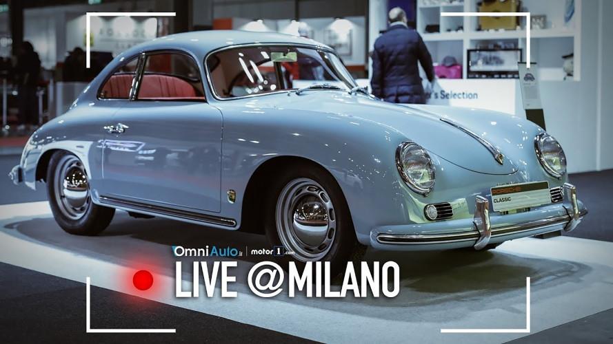 Porsche Classic, la storia della sportività è passata da qui