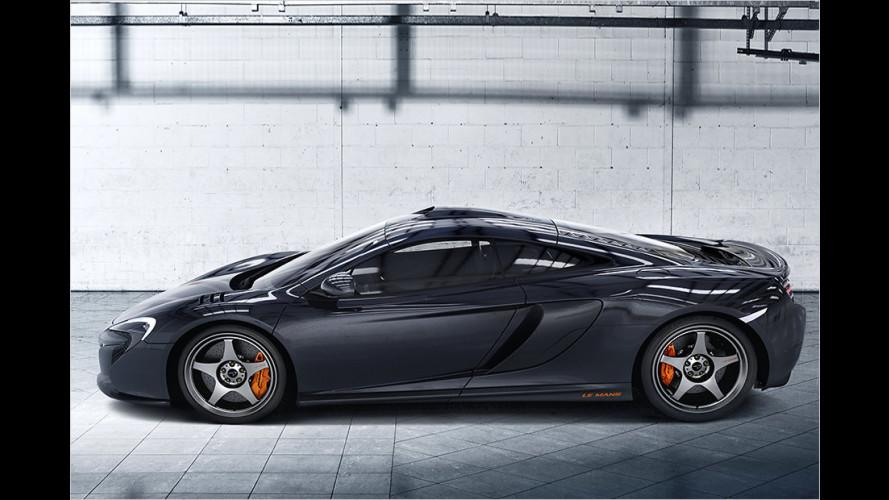 McLaren: Editionsmodell 650S Le Mans