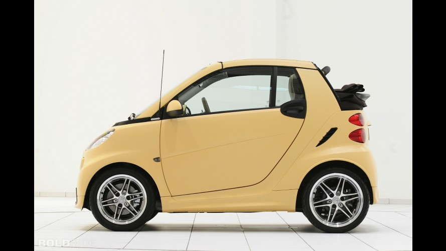 Brabus Smart Fortwo Tailor Made