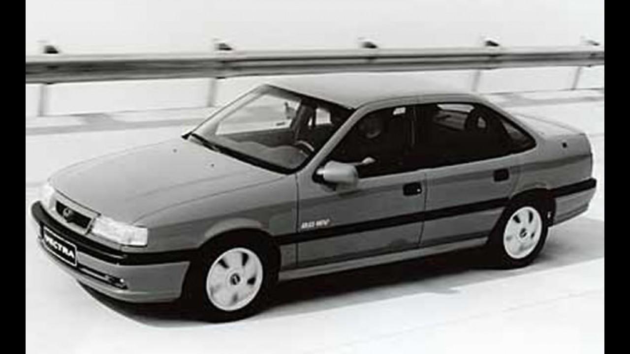 Carros para sempre: Vectra GSi foi ícone de esportivo nacional nos anos 90
