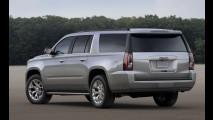 Pesos-pesados: GM apresenta novos Suburban, Tahoe, Yukon e Yukon XL