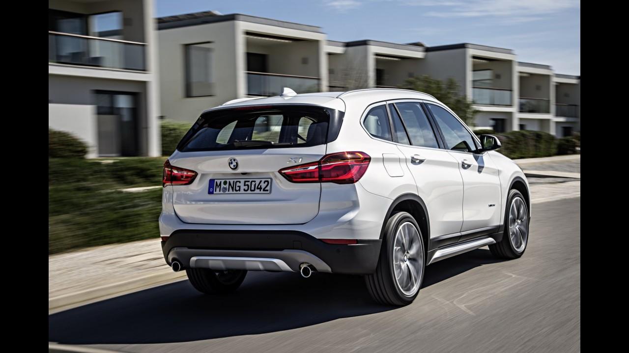 BMW já vende novo X1 2.0 turbo no Brasil por R$ 166.950