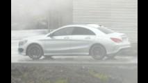 Flagra: Mercedes-Benz CLA é visto totalmente sem disfarces na versão AMG
