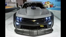 Salão de Chicago: Chevrolet apresenta o Camaro Turbo de 710 cv