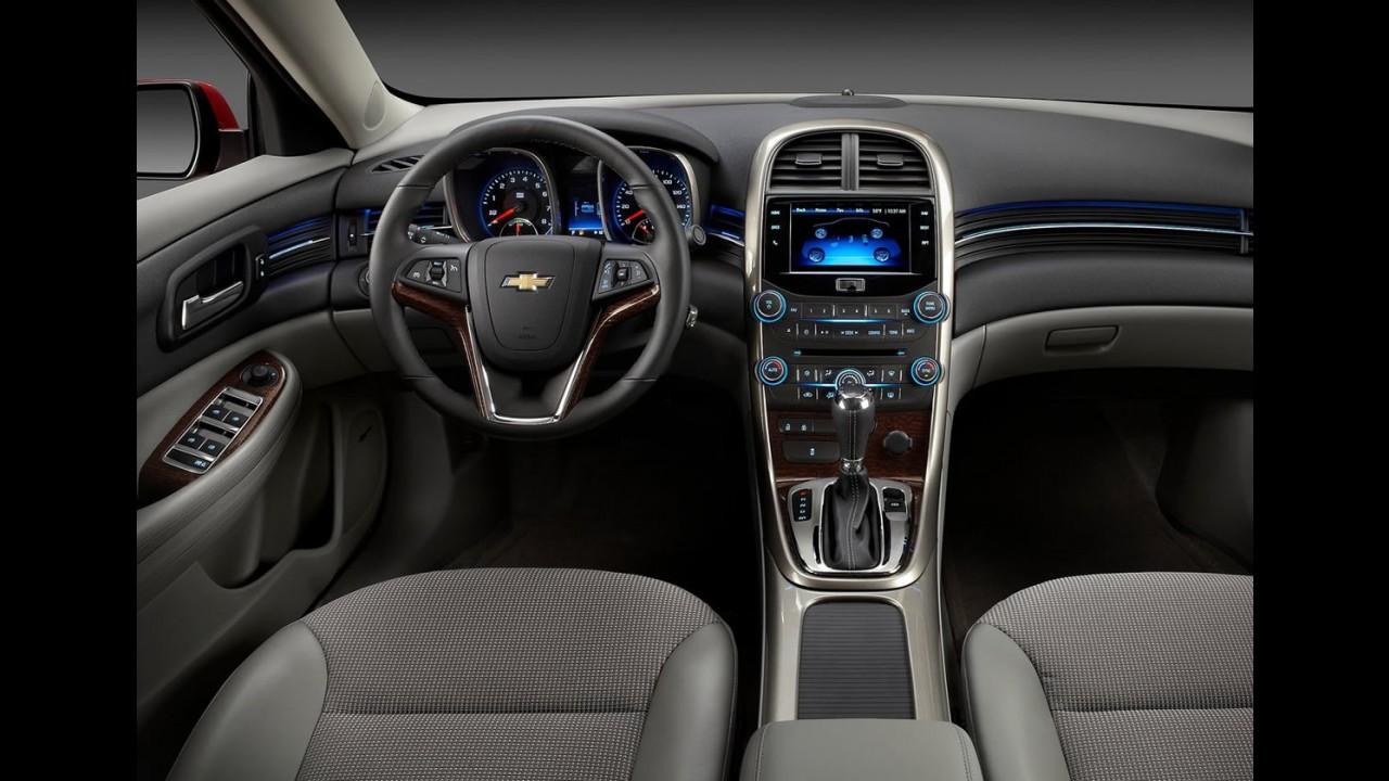 Chevrolet Malibu vai ganhar reestilização de emergência nos EUA