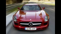 Nova Mercedes-Benz SLS AMG chega ao Brasil no início de 2010