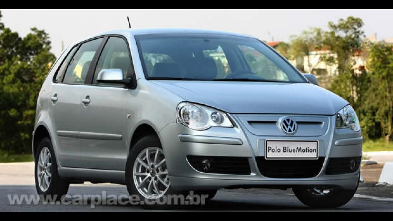 Inscrições aberta para a Volkswagen Run 2009 - Prêmio principal será um Polo BlueMotion