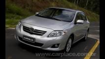 Veja a lista dos 100 carros mais vendidos em março de 2009 - Melhor 1º trimestre da história