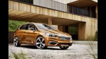 BMW Active Tourer Outdoor Concept é revelada oficialmente
