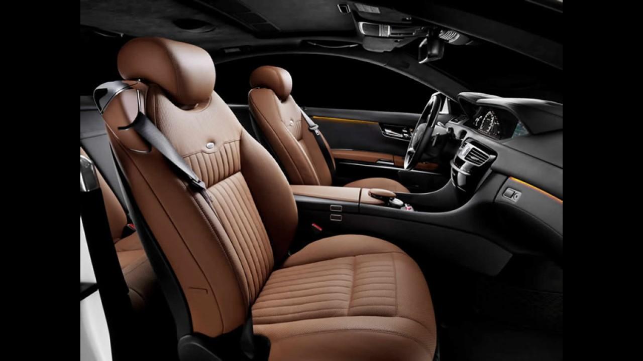 Mercedes CL ganha série especial Grand Edition