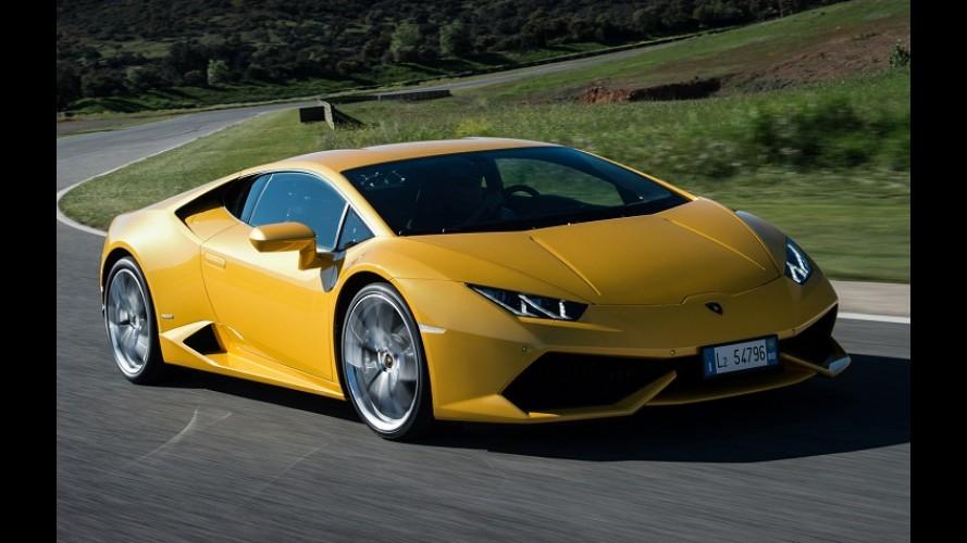 Lamborghini vende 2.530 carros e fecha 2014 com melhor resultado da história