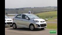 Kia Picanto: agora só com câmbio automático e preço de R$ 44.900