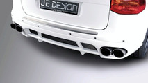JE Design Does First Porsche Starting with Cayenne