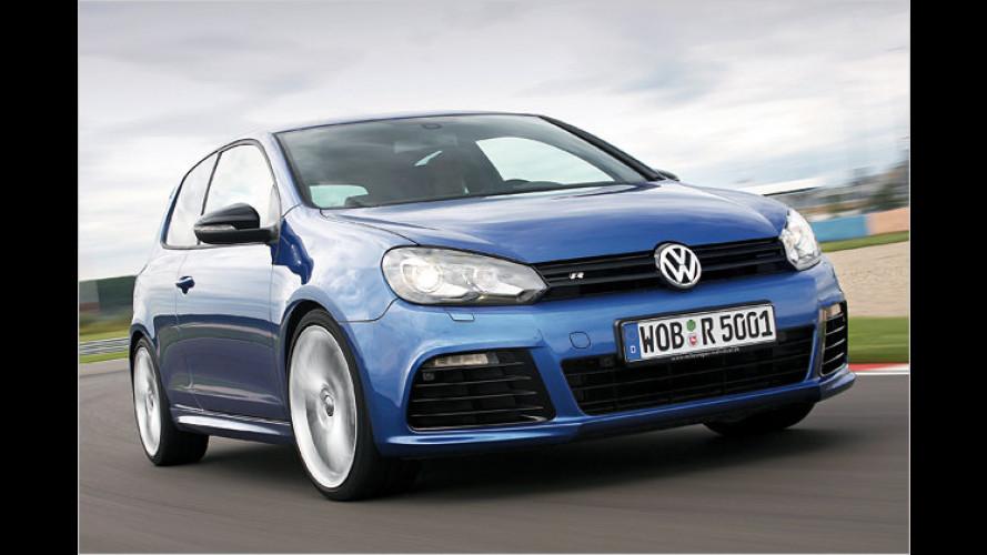 IAA 2009: Volkswagen präsentiert den stärksten Golf