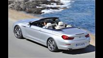 Das neue BMW 6er Cabrio