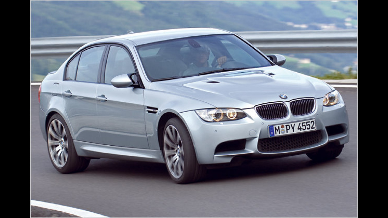 BMW 4,0 Liter V8