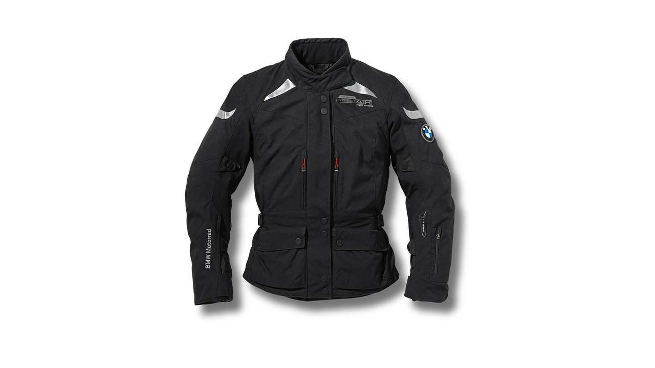 BMW airbag jacket