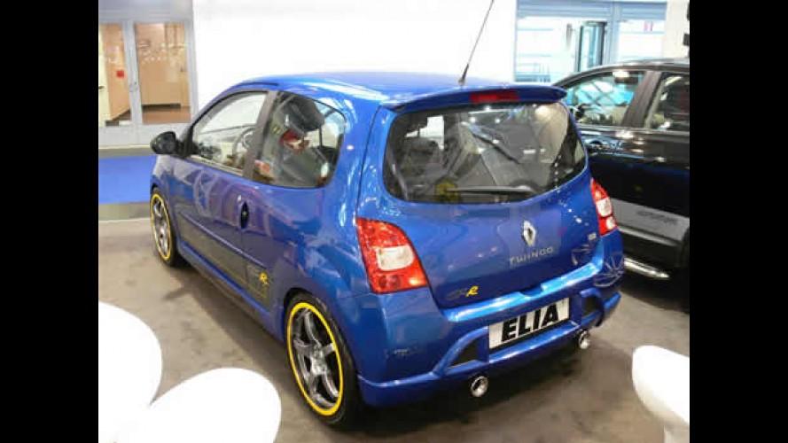 Salão de Frankfurt 2007 - Renault Twingo ELIA GT-R