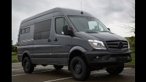 Get Lost With This Insanely Cool Custom Mercedes Sprinter Van