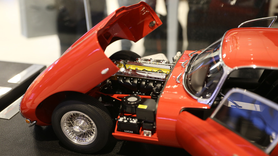 Amalgam Jaguar E-Type - Paris Fuarı