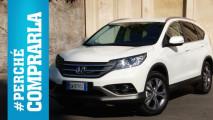 Honda CR-V, perché comprarla... e perché no [VIDEO]