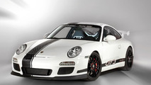 Porsche 911 GT3 Snowmobile by Magnat - 22.6.2011