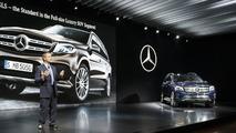 Mercedes GLS