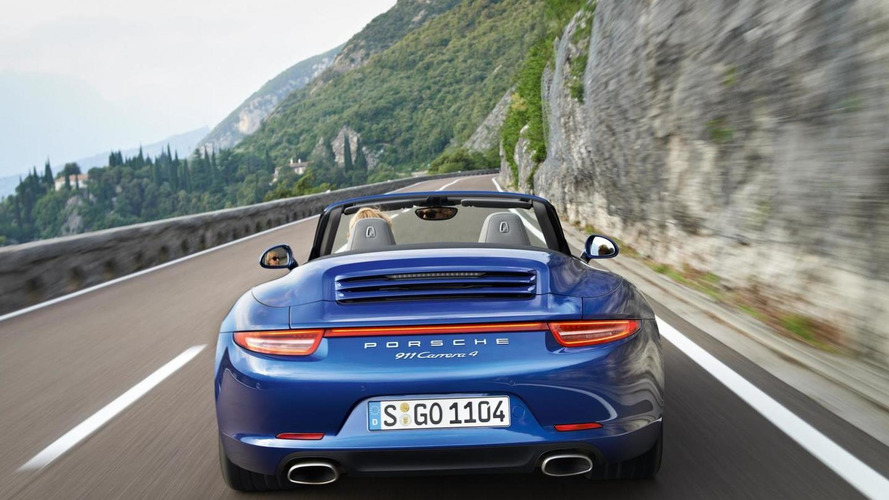 Porsche 911 Carrera 4 and 4S models officially revealed [video]