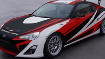 Toyota / Gazoo Racing GT 86 race car - low res - 06.4.2012