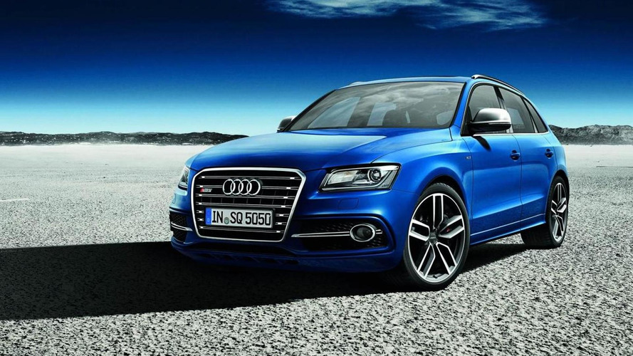 Audi SQ5 TDI exclusive concept heading to Paris